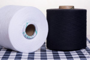 recycled weaving yarn manufacturer supplier in India